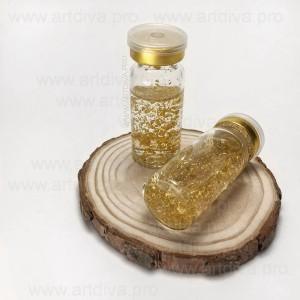 Сыворотка коктейль Gold Bright 5ml для фракционной мезотерапии