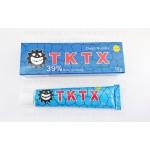 Анестезия для татуажа и микроблейдинга TKTX 39% синяя