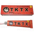 Крем анестетик для перманентного макияжа и микроблейдинга TKTX 39 красный