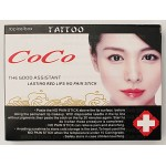 Анестезия для татуажа губ маска CoCo обезболивающая