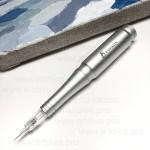 Ручка Biomaser Silver Биомасер с трехскоростным адаптером в комплекте