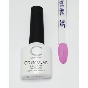 Cosmolac гель-лак №95 Сиреневая дымка