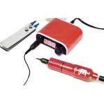Набор ротор Equaliser Proton mx Red с блоком питания Power для татуажа и татуировок