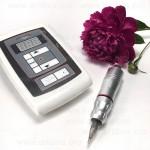 Ручка ротор EZ Pen Filter V2 с блоком Шаен Cheyenne Hawk для татуажа и татуировок