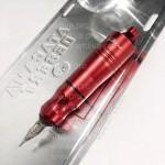 Роторная ручка EZ Pen Filter V2 Red для татуажа и татуировок