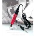 Машинка роторная H-star pen Red для татуажа и татуировок модульная