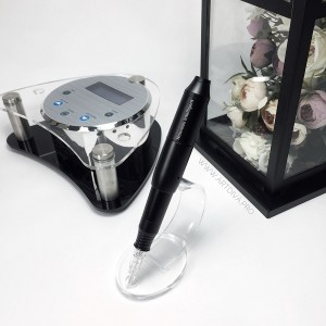 Оборудование для татуажа машинка модульная Intelligent Digital Black