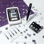 Аппарат для татуажа модульный Intelligent Simple с черной манипулой