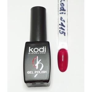 Kodi №115 красный гель-лак 8 мл