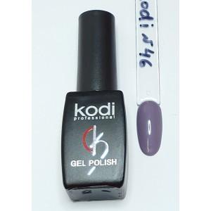 Kodi №46 серо-сиреневый гель-лак 8 мл