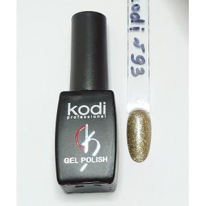 Kodi №93 золотистый шиммер гель-лак 8 мл