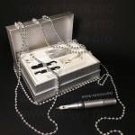 Машинка модульной системы Liberty Prime Snow для татуажа и мезороллинга