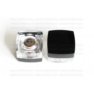 Пигмент для бровей Micro Light Coffe Светло-Кофейный для татуажа и микроблейдинга
