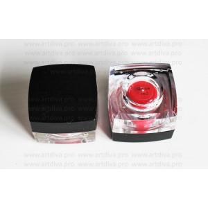 Пигмент Micro Rose Red Розово-Красный для татуажа и микроблейдинга губ