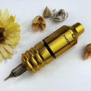 Машинка роторная Mast Mini Gold для перманентного макияжа и тату
