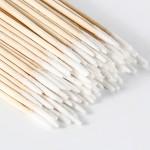 Браши Microbrush для татуажа и микроблейдинга деревянные