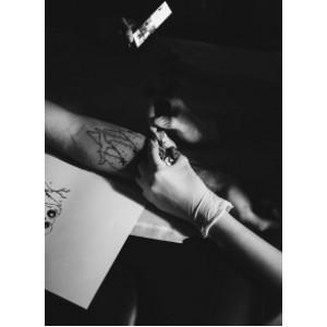Требуется модель для татуировки