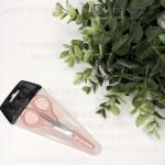Ножницы маникюрные CA865 розовые