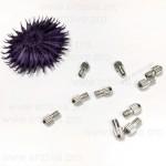 Насадка иглодержатель для электрокоагулятора для удаления папиллом