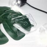 Подставка для колпачков палитра для перманентных пигментов