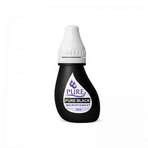 Пигмент черный Pure Black для татуажа век Pure Line