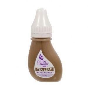 Пигмент Tea Leaf для перманентного макияжа бровей Pure Line