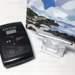 Набор модульный для татуажа и мезороллинга Intelligent Dial с блоком Шаен Unit 2