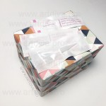 Колпачок дюза 1R розовая упаковка для машинки Giantsun 8650