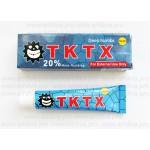 Анестетик крем  для татуажа TKTX 20% 10гр
